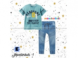Fashion Boy Monster Kids 1 E - BS5271