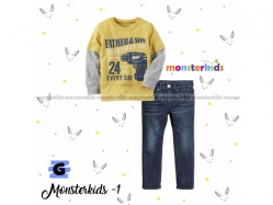 Fashion Boy Monster Kids 1 G - BS5273