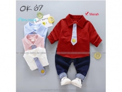 Boys Set Jeans OK 67 Kids AD - BS5305