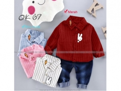 Boys Set Jeans OK 67 Kids EH - BS5306
