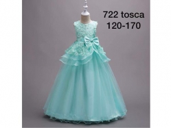 Dress Party 722 Green - GD3866