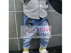 Boy Jeans MJ 17 C Kids - CB518
