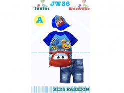 Fashion Boy JW 36 A - BS5434