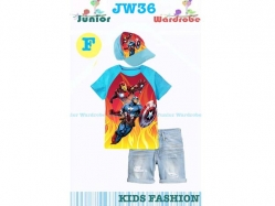 Fashion Boy JW 36 F - BS5438