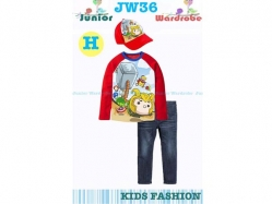 Fashion Boy JW 36 H - BS5440