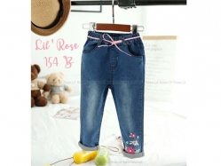 Girl Jeans LR 154 B Teen - CG602