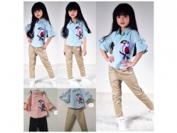 Fashion Girl Trend - GS4822