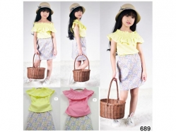 Fashion Girl Trend - GS4831