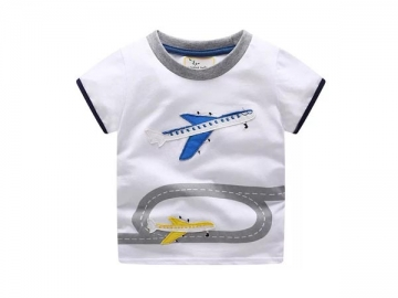 T-shirt Boy Jumping Meters 2X - BA1178