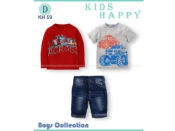 Fashion Boy KH 59 D Kids - BS5524