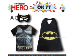 Custom Super Herro OK 77 A Kids - BA1186