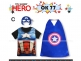 Custom Super Herro OK 77 C Kids - BA1187