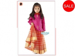 Fashion Gamis Senshukei 17 D Teen - GS4351 / S