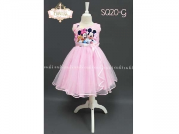 Fashion Dress Suki 20 G - GD4117