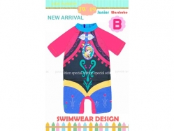 Swimsuit JW 49 B Kids - PL3374