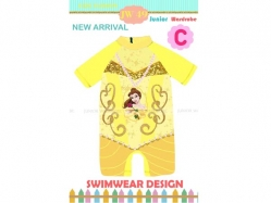 Swimsuit JW 49 C Kids - PL3375