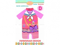 Swimsuit JW 49 D Baby - PL3376