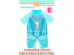 Swimsuit JW 49 E Kids - PL3378