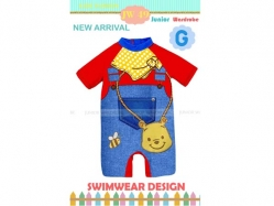 Swimsuit JW 49 G Baby - PL3381