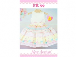 Dress FK 59 A Kids - GD4185
