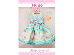 Dress FK 59 D Kids - GD4188