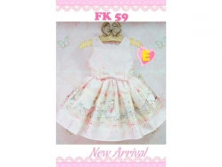 Dress FK 59 E Baby - GD4189
