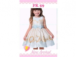 Dress FK 59 F Kids - GD4191