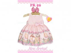 Dress FK 59 G Baby - GD4192
