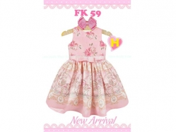 Dress FK 59 H Kids - GD4195