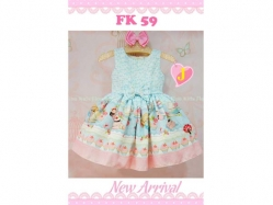 Dress FK 59 J Kids - GD4197