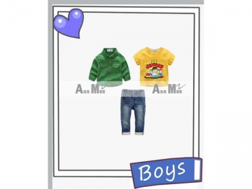 Fashion Boy 016 G Kids - BS5815
