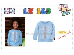 Fashion Boy LK 163 F Teen - BA1247
