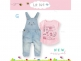 Fashion Girl LR 169 G Kids - GS5069
