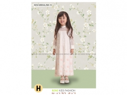 Fashion Dress BW 19 H Kids - GD4294