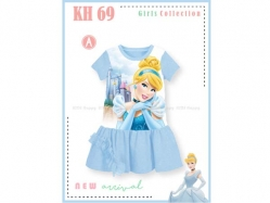 Dress KH 69 A Teen - GD4316