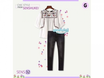 Fashion Girl Senshukei 32 G Kids - GS5109
