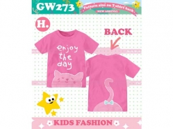T-Shirt Girl GW 273 H Kids - GA1217
