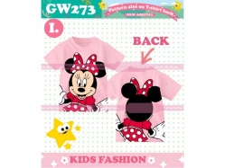 T-Shirt Girl GW 273 I Kids - GA1218