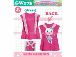 Fashion Dress GW 273 J Kids - GD4361
