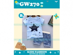 Fashion Boy GW 270 B Kids - BS5963