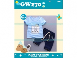 Fashion Boy GW 270 G Kids - BS5967