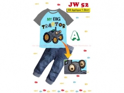 Fashion Boy JW 52 A - BS5987