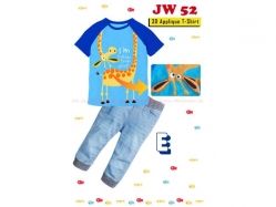 Fashion Boy JW 52 E - BS5990
