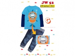 Fashion Boy JW 52 G - BS5991