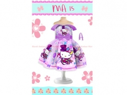 Dress MA 15 A Kids - GD4437
