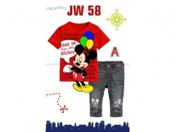 Fashion Boy JW 58 A - BS6018