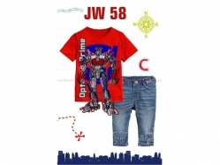 Fashion Boy JW 58 C - BS6020