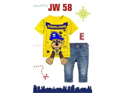 Fashion Boy JW 58 E - BS6021