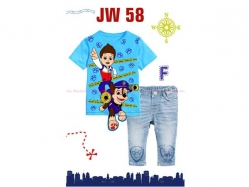 Fashion Boy JW 58 F - BS6022