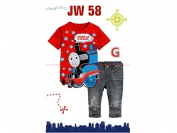 Fashion Boy JW 58 G - BS6023